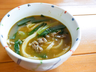 龍 - 国産牛スープカレー
