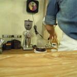 シェ アンディ ラボ - 【2012.3 】紅茶をお願いしました