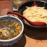 三田製麺所 - 特濃煮干しつけ麺900円