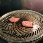 焼肉 一心たん助 - 厚切り牛タン