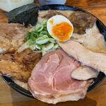 121224055 - 四種盛特製チャーシュー麺 1,298円税込