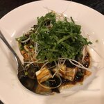 中国料理・熊猫食堂 - ピータン豆腐