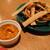 スパイスリー - 料理写真:このソースが曲者