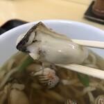 豊福 - 広島産、小粒ですが、6粒入っています(2019.12.7)