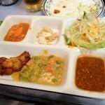 タージマハール - 飲み会の料理?