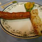 タージマハール - 飲み会の前菜