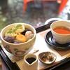三芳家 - 料理写真:クリームあんみつ