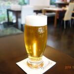 ボスケット - 生ビール