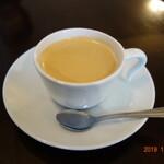 ボスケット - ホットコーヒー