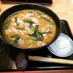 ラーメン うまか路 - 料理写真:スタミナら〜めん ¥880-