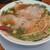 ねぎとにんにく - 料理写真:中華そば