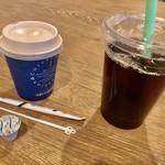 珈琲スタンド - ホットもアイスも、タピオカもご用意してます!