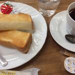 キーコーヒー - 料理写真: