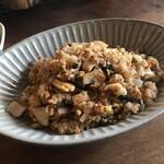 串かつ ゑびす - 焼飯