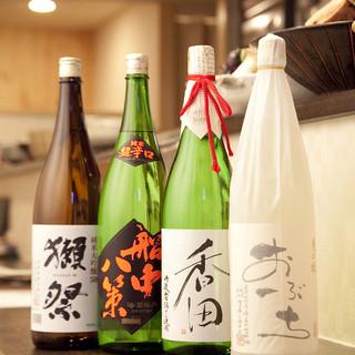 手軽に楽しめる、本格和食と共にお楽しみください。