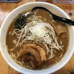 麺処みなみ - 味噌ラーメン