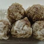 シウマイのタチバナ - 大粒熟成焼売  6個500円