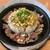 ペッパーランチ - 料理写真:ペッパーライス大盛り コーントッピング(800円)