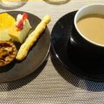 THE TENDER HOUSE DINING - スイーツとコーヒー