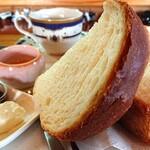 イージーピット - 朝焼き食パンセット