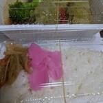 ランチタイム - ロールキャベツ¥450