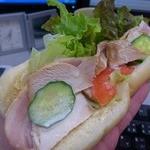 Fresh Burger m -