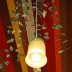 ニーニーキュウ - カラフルな天井