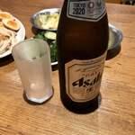 121262761 - ビール                          セルフ方式です。                         2019.11