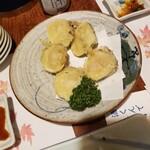 世界長 - 蛤天ぷら2019.11.17