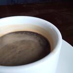 ニド・カフェ - ホットコーヒー(ランチ)