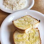 ビストロアンドカフェ タイム - ボクはライス。ヨメはパン。