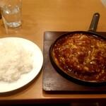 洋食ひかり - 料理写真:チーズがとろ~りグランメールチキン 税込1030円