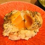 山田五郎邸のごりょんさん - 半熟卵がいい感じ♪