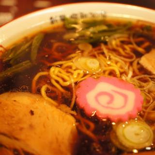 醤油屋本店・別館 おとん食堂 - 料理写真:萬字ラーメン
