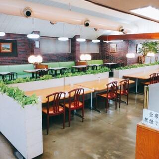 館山中村屋 館山駅前店 - 内観 2階