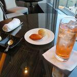 シャングリ・ラ ホテル 東京 - 料理写真:出立前に