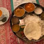 インディアンレストラン ティラガ - ノンベジミールス9