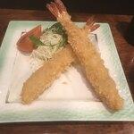 喜多八 - 料理写真:えびフライ