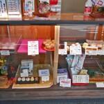 笹川餅屋 - ショーケース