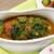 インド式カレー 夢民 - 料理写真:夢民グリーンカレー(1番)…税込980円