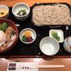 明月庵 ぎんざ田中屋 - 料理写真:思ったより小鉢の彩りで満足感がある