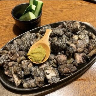 ぐんけい 隠蔵 - ブレンド焼き(大) 2500円
