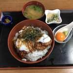 Torisei - とろろかば焼き丼 ¥950