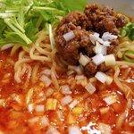 ダンダン亭 - 坦々麺(白ゴマ)