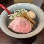 麺屋 大河 - 黒味噌らーめん