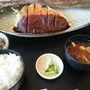 江戸川 - 料理写真:味噌カツ定食(大) 1,595円