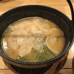 京橋チャコール - 鶏白湯炊き餃子あっさり白