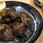 京橋チャコール - 親鶏もも肉焼き