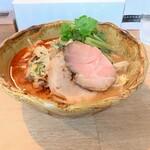麺屋 椿丸 - 料理写真:椿ライジング
