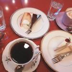 ル プルミエ カフェ -